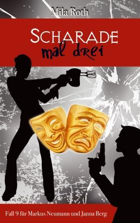 Scharade mal drei web Cover