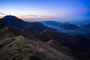 Berggipfel Bild