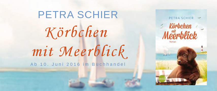 Körbchen mit Meerblick Release Party Banner