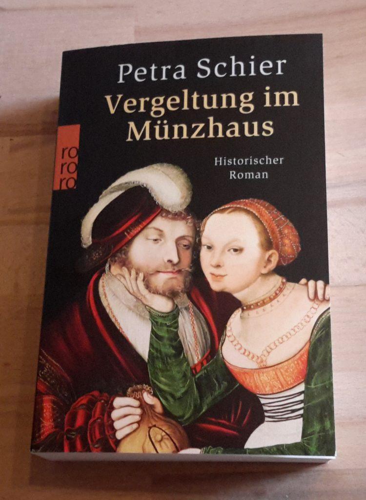 Vergeltung im Münzhaus Cover