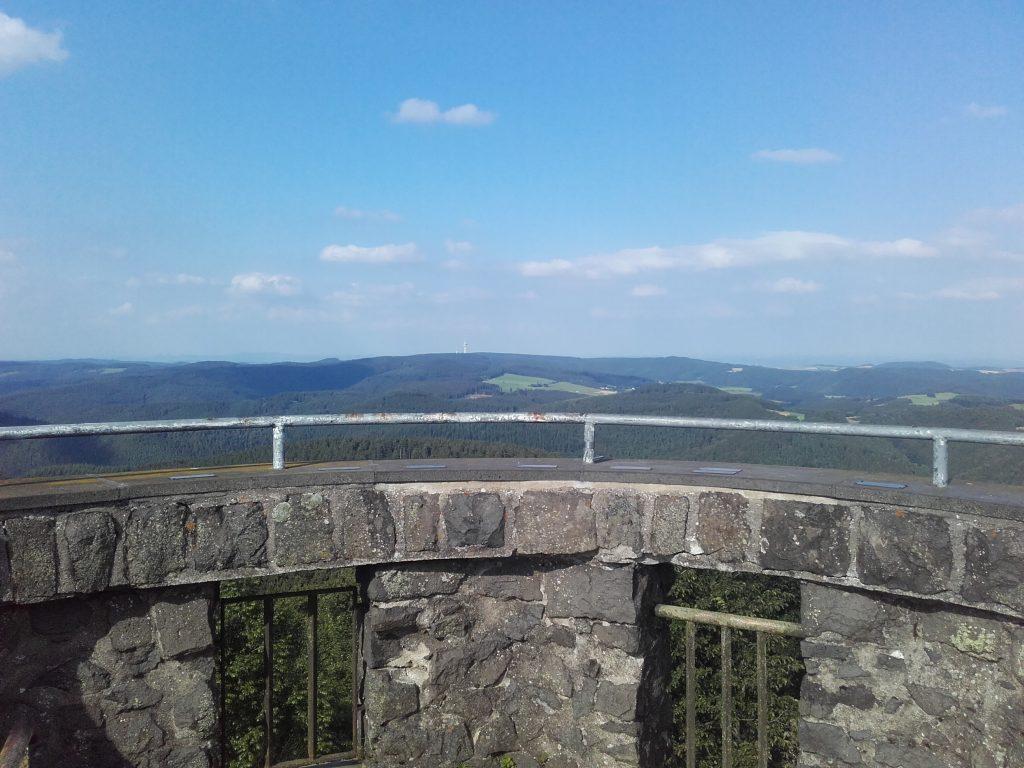 Foto Aussichtspunkt Kaiser-Wilhelm-Turm