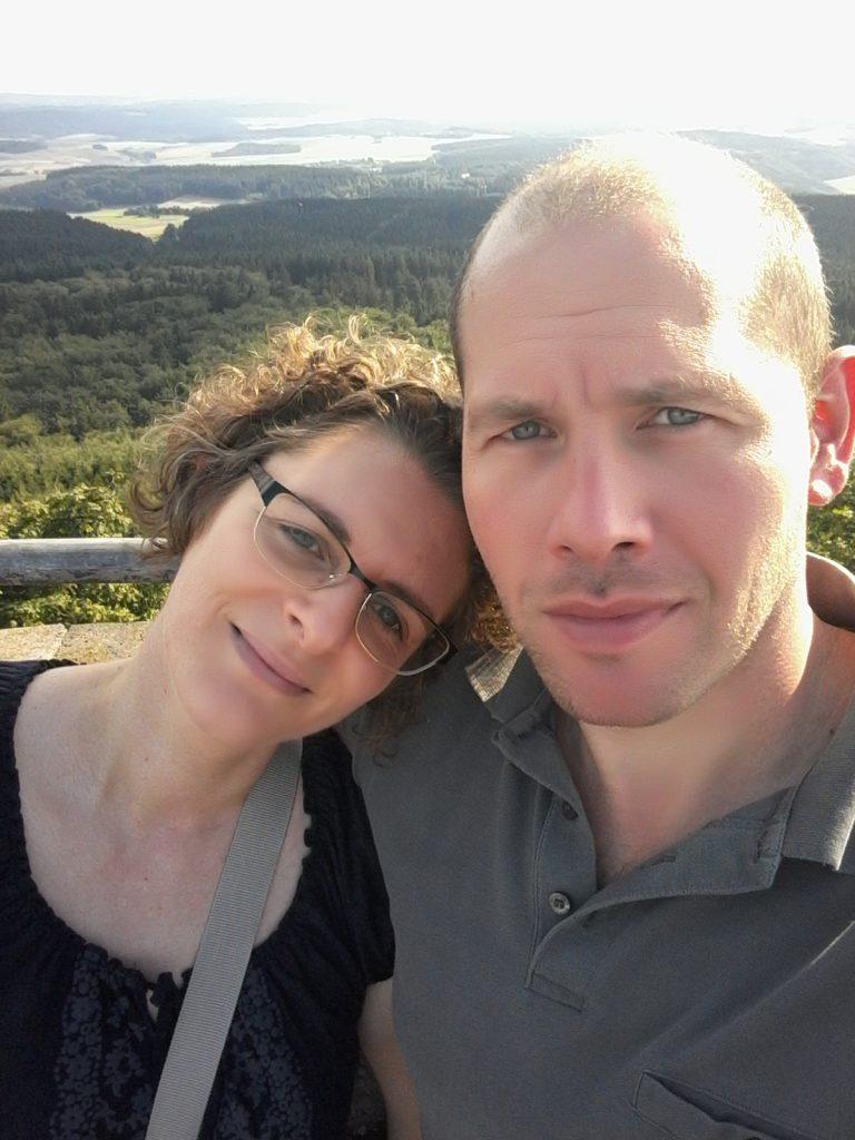 Foto Petra und Paul