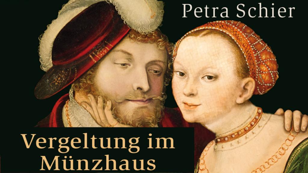 Vergeltung im Münzhaus Release-Party Banner