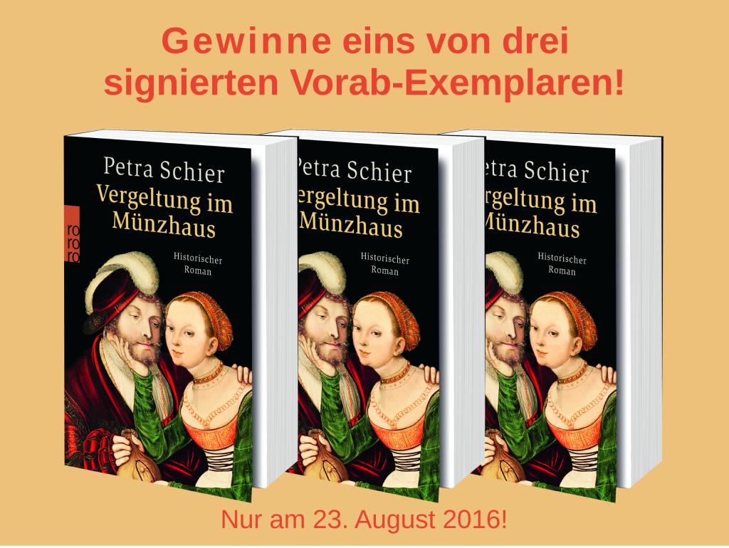 Banner Gewinnspiel Release-Party Vergeltung im Münzhaus 23. August 2016