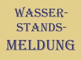 Banner Wasserstandsmeldung: Buchprojekte 2016 (Stand 26.09.2016)