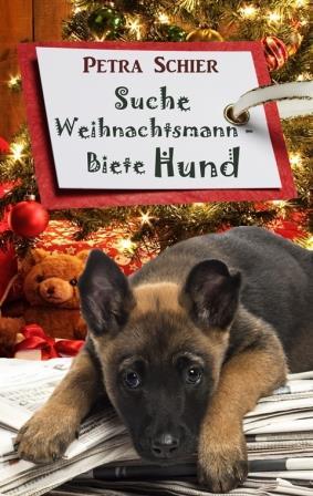 Cover Suche Weihnachtsmann - Biete Hund