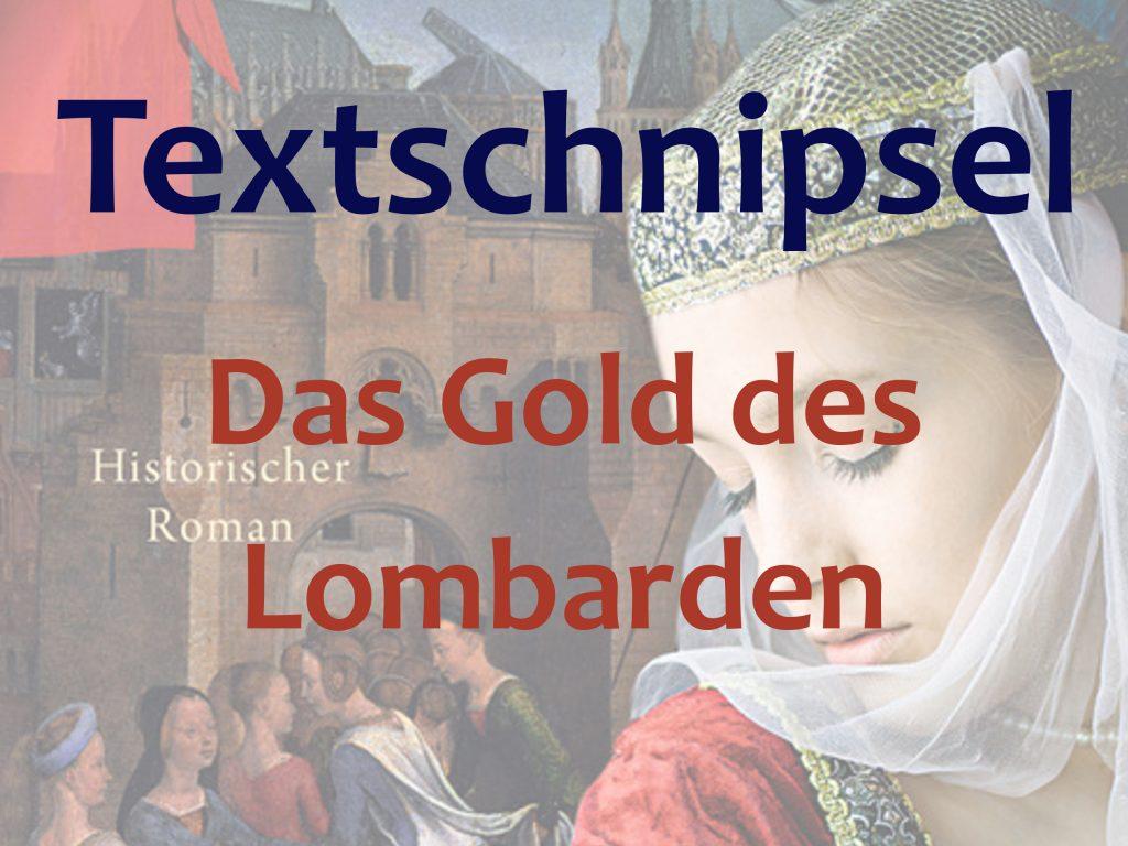 Textschnipsel Das Gold des Lombarden