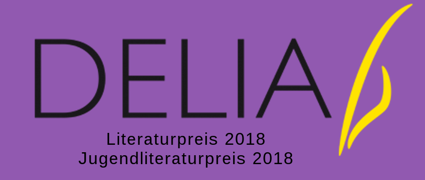DELIA-Literaturpreise 2018 Banner