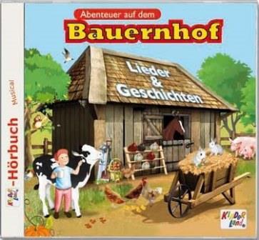 Cover Abenteuer auf dem Bauernhof (Hörbuch)