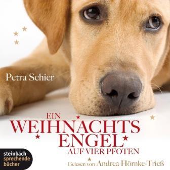 Cover Ein Weihnachtsengel auf vier Pfoten (Hörbuch)