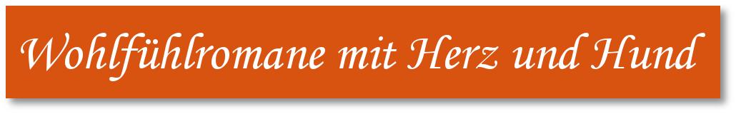 Banner Wohlfühlromane mit Herz und Hund