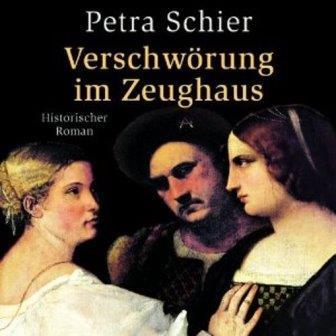 Cover Verschwörung im Zeughaus (Hörbuch)