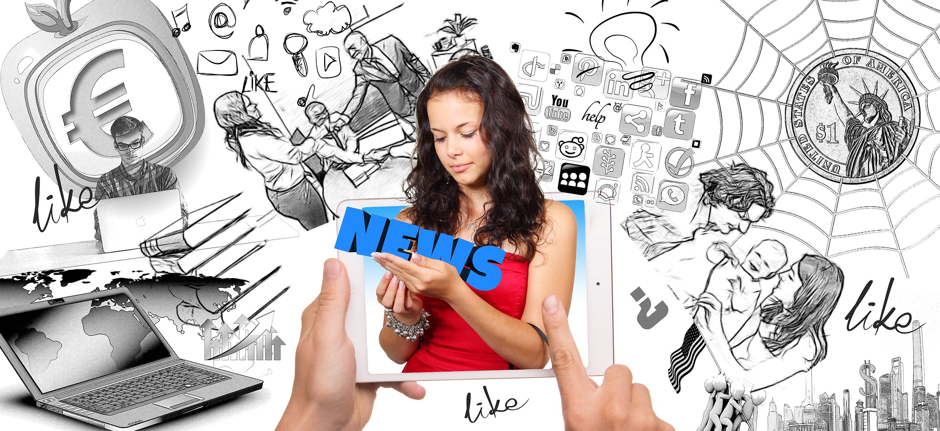 Soziale Netzwerke / Social Media
