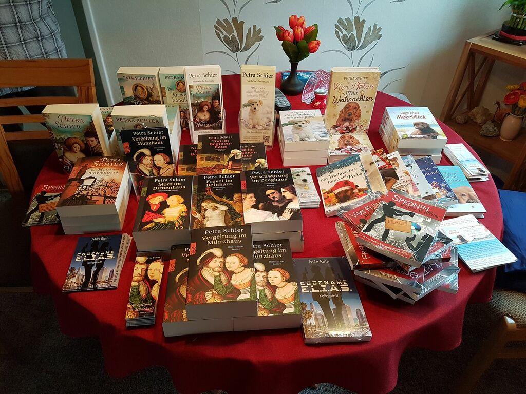 Bücher von Petra Schier und Mila Roth