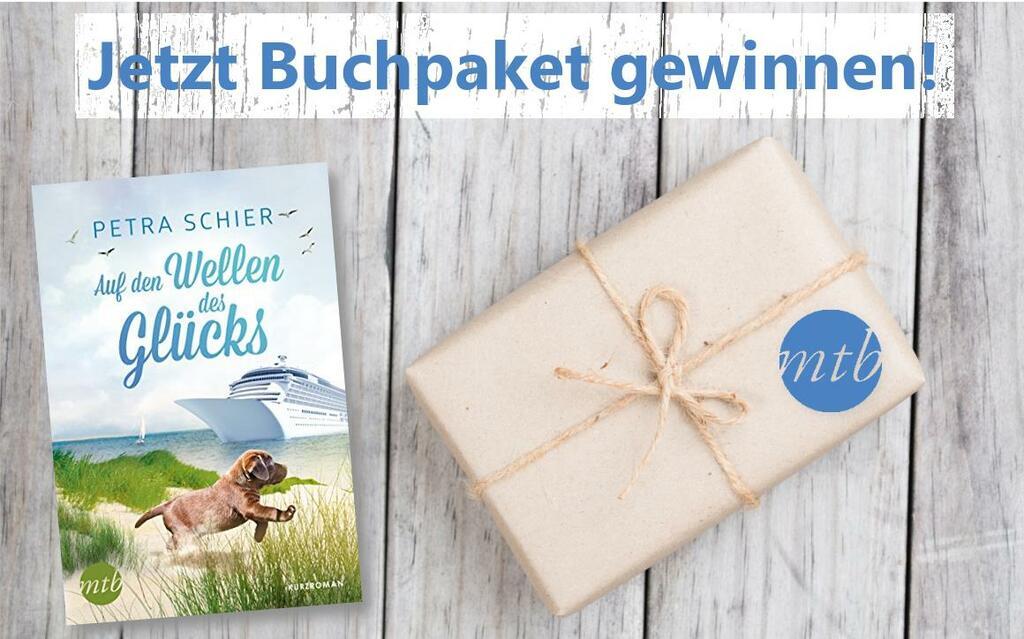 Gewinne eins von fünf Bücherpaketen von Petra Schier