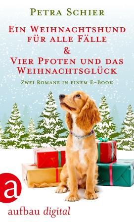 Cover Ein Weihnachtshund und Vier Pfoten