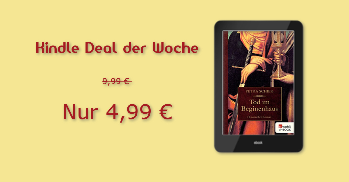 Kindle Deal Tod im Beginenhaus Oktober 2017