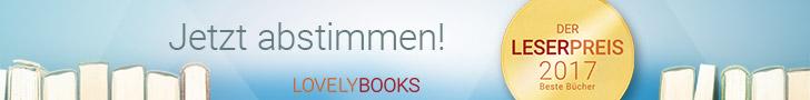 Banner LovelyBooks Leserpreis 2017