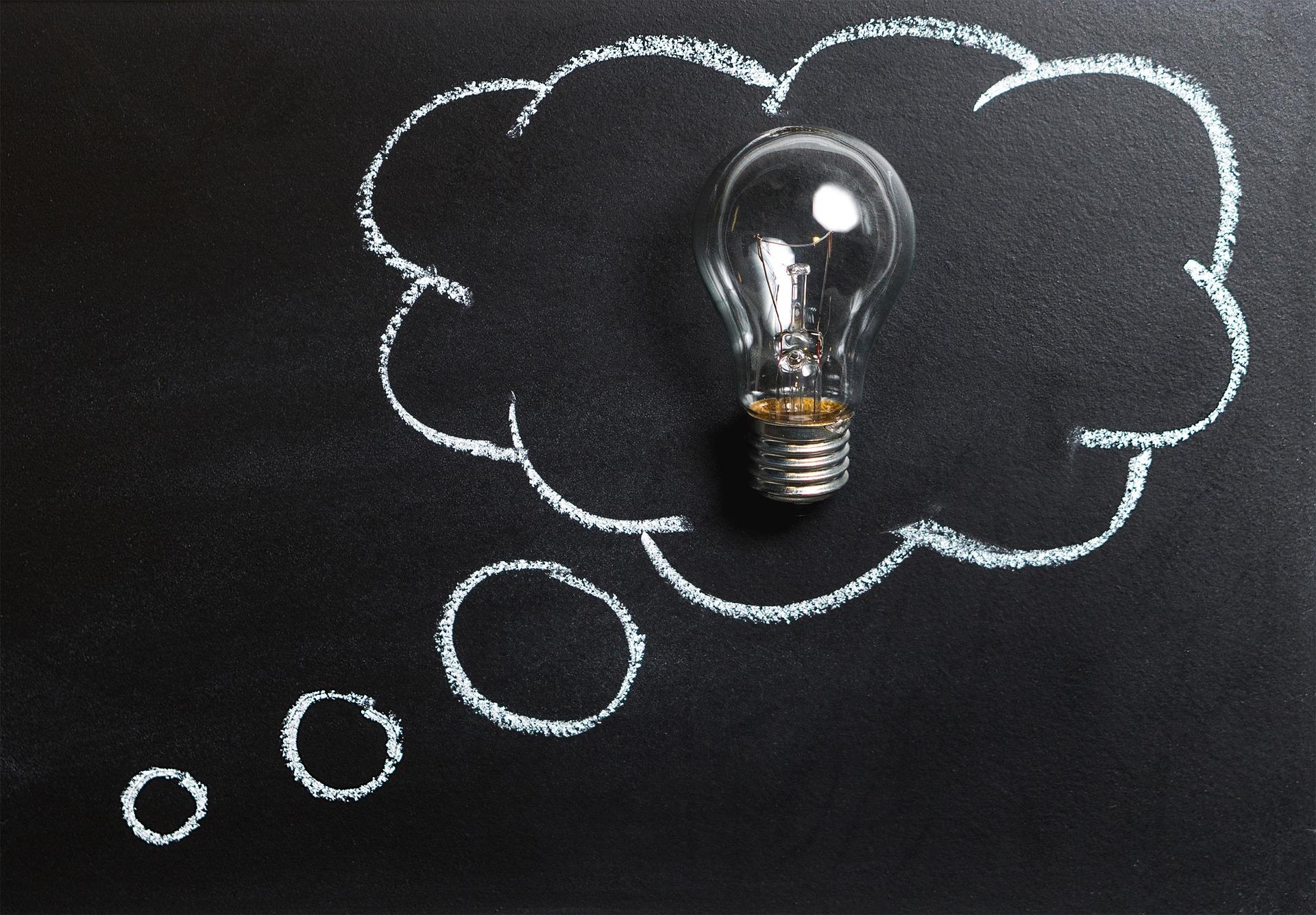 Gedanken-Idee