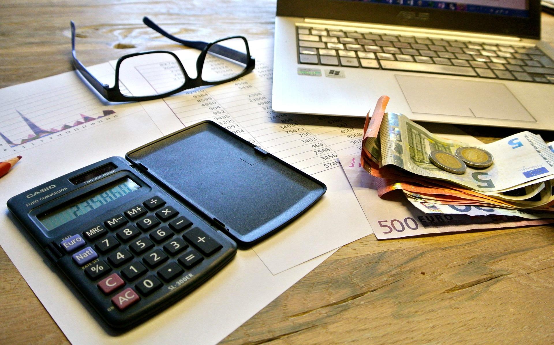 Autoren und das Finanzamt