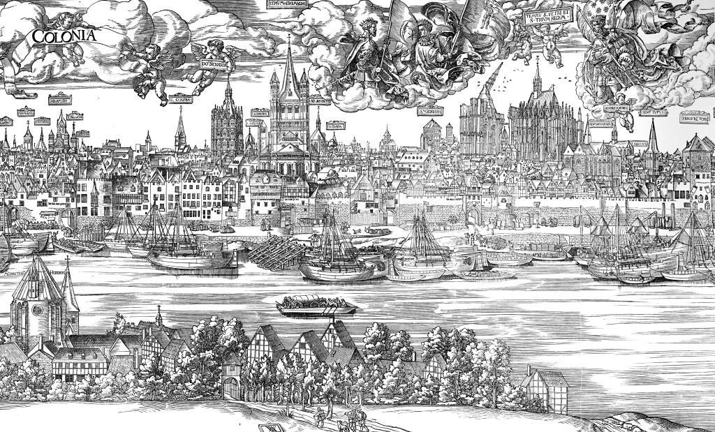 Köln im späten Mittelalter