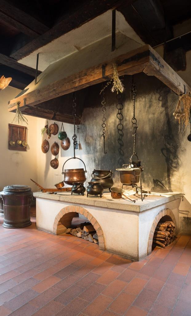 Küche im Mittelalter