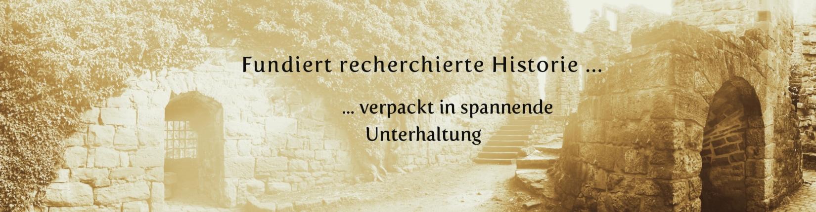 Historische Romane von Petra Schier