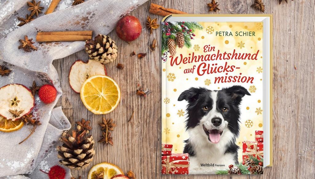 Noch ein Weihnachtsroman aus meiner Feder: Ab sofort nur bei Weltbild!