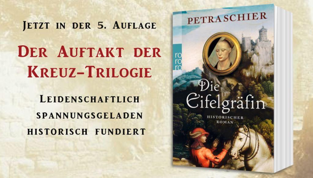 Banner Die Eifelgräfin 5te Auflage
