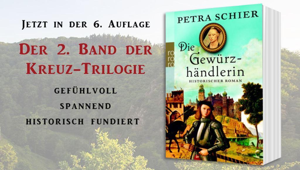 Banner Die Gewürzhändlerin 6te Auflage