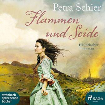 Cover Flammen und Seide (Hörbuch)
