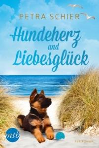 Cover Hundeherz und Liebesglück