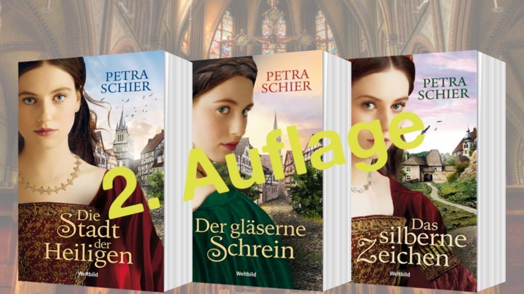 Banner - Aachen-Trilogie von Petra Schier