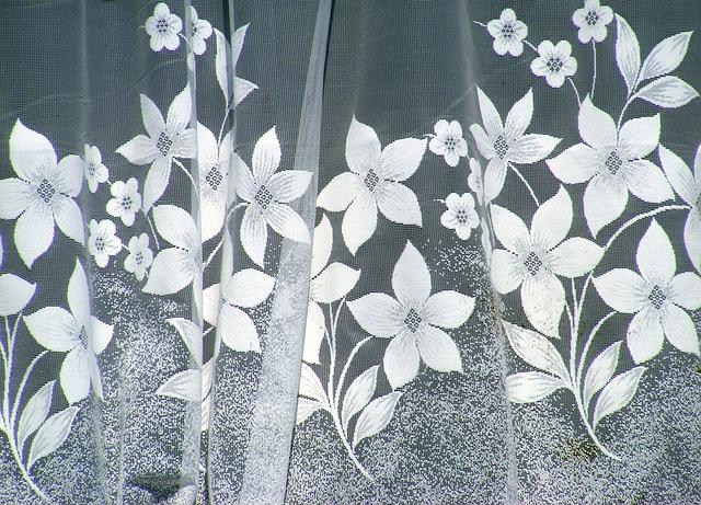 Plädoyer für den Blumenvorhang