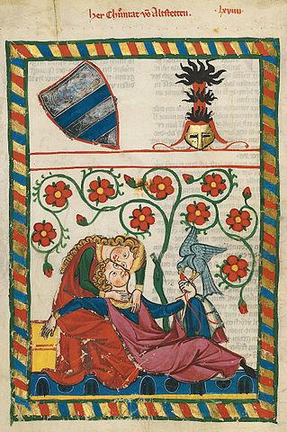 Altstetten Meister des Codex Manesse (Grundstockmaler) [Public domain]