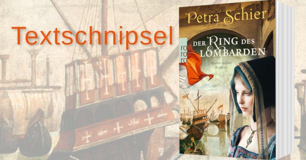 Textschnipsel Der Ring des Lombarden