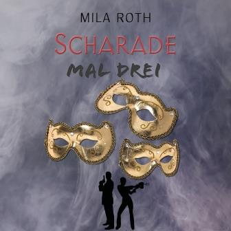 Cover Hörbuch Scharade mal drei