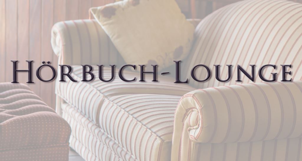 Hörbuch-Lounge Banner