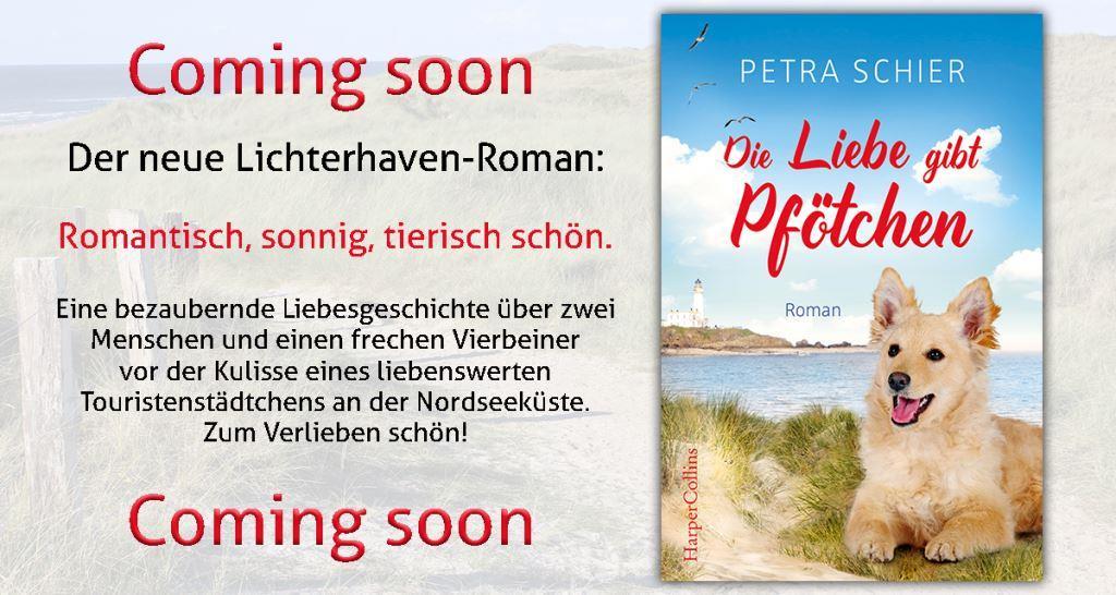 Die Liebe gibt Pfötchen - coming soon