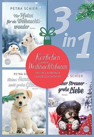 Cover Körbchen unterm Weihnachtsbaum eBundle