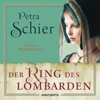 Cover Der Ring des Lombarden (Hörbuch)