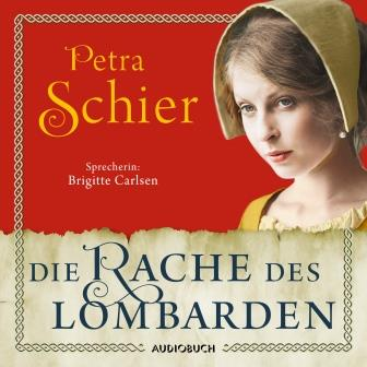Cover Die Rache des Lombarden (Hörbuch)
