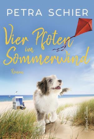 Cover Vier Pfoten im Sommerwind