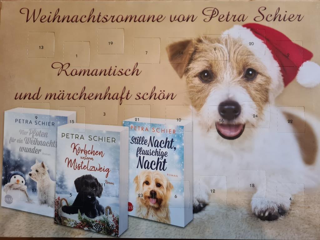 Signiertes Buch + Adventskalender