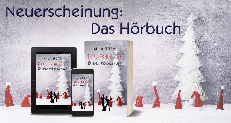 Pünktlich zum Fest: Die Weihnachtsepisode unseres geliebten Agenten-Duos als Hörbuch