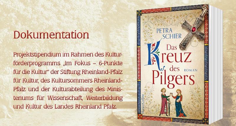 """Dokumentation zum Projektstipendium für """"Das Kreuz des Pilgers"""""""