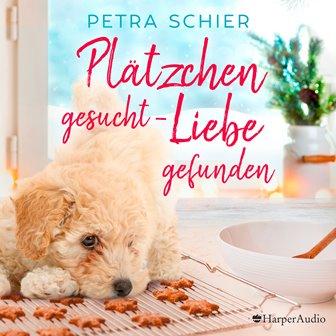 Cover Plätzchen gesucht, Liebe gefunden (Hörbuch)
