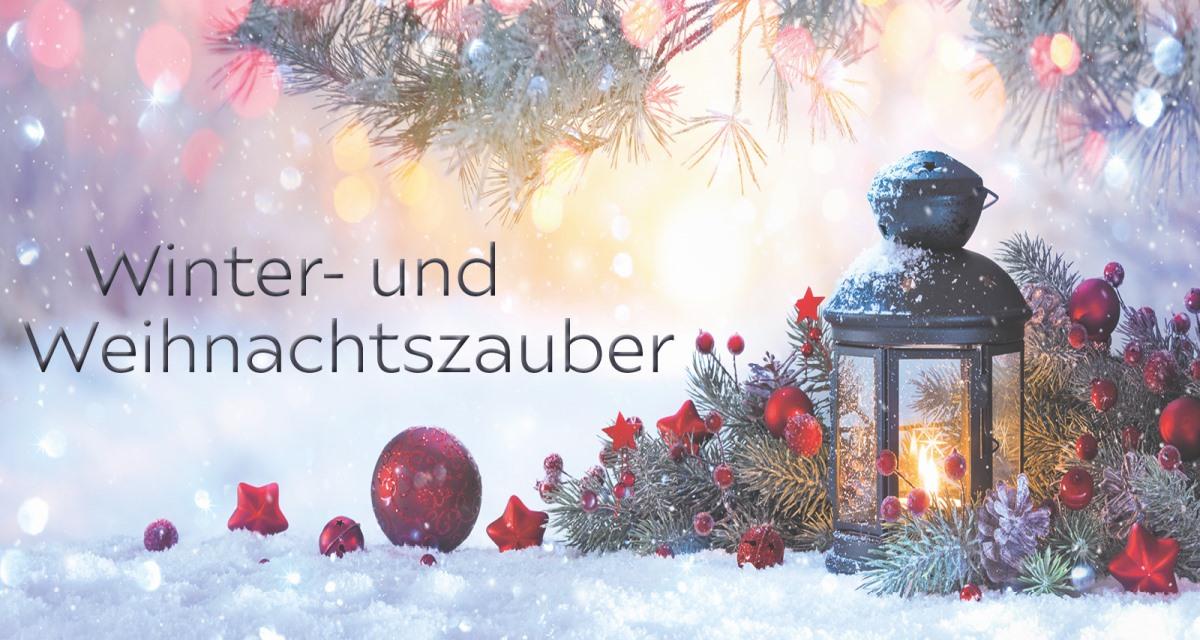 Winter- und Weihnachtszauber