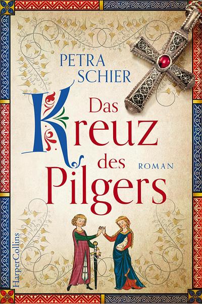 Das Kreuz des Pilgers Cover