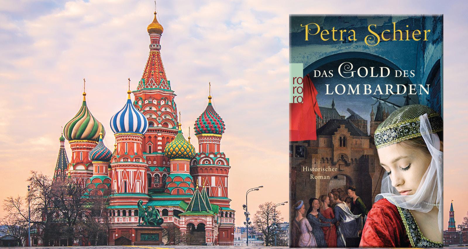Petra Schier goes Russland